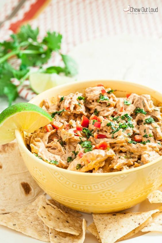 Mexican Style Chicken Salad