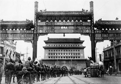 China en la Segunda Guerra Mundial