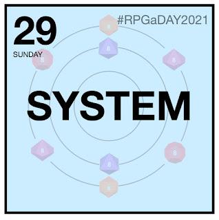 RPGaDAY2021 Day 29