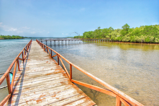 Tourist Attractions in Pangandaran Apart From the Beach