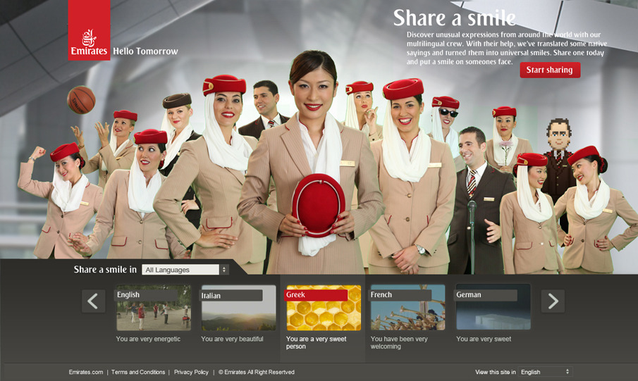 Emirates Job Application Online | CV and cover letter