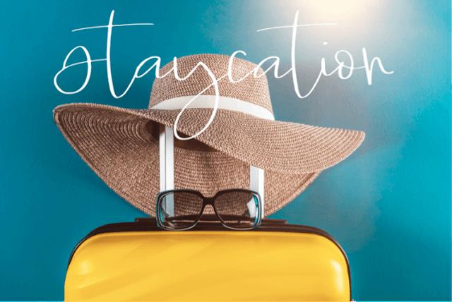 Tips Staycation yang Aman di Era New Normal