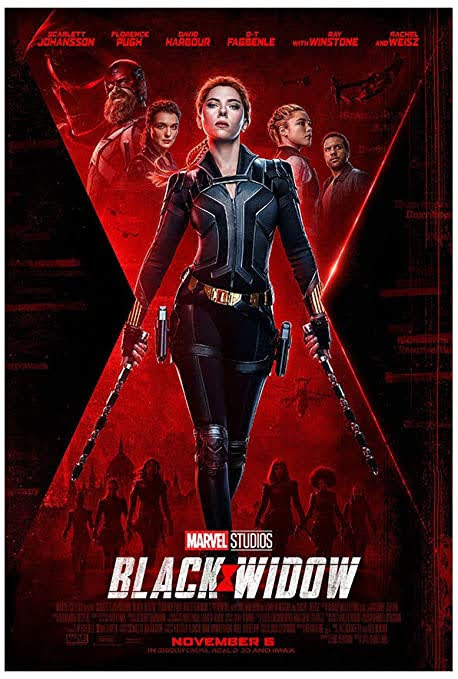 From topical to classic, we've got you covered! Zombie Parent's Guide: Movie Review: Black Widow (2021)
