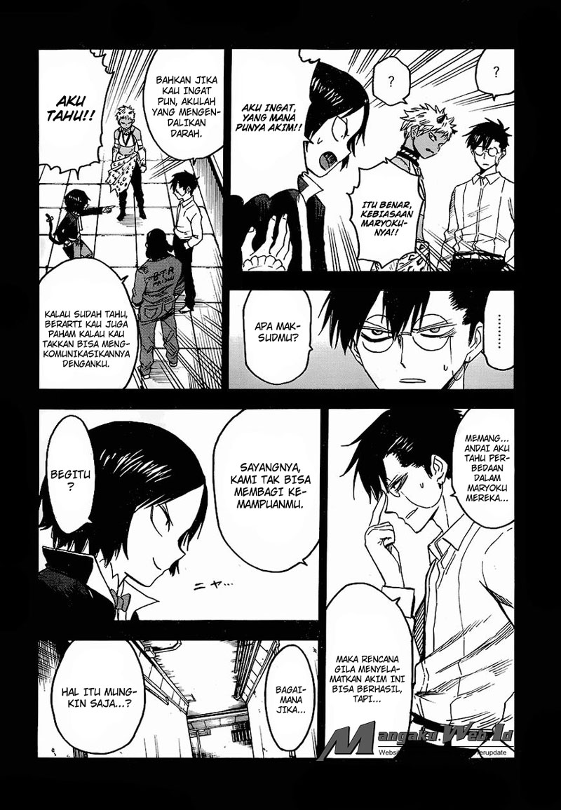 Blood Lad Chapter 70-7