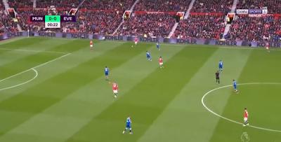 Link Live Streaming Manchester United vs Everton 2 Oktober 2021