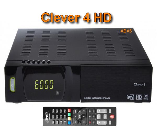 Mise à jour Clever 4 HD تحديث