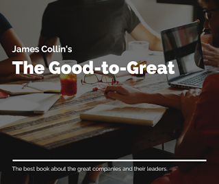 Good-to-Great: An Example of Great Leaders