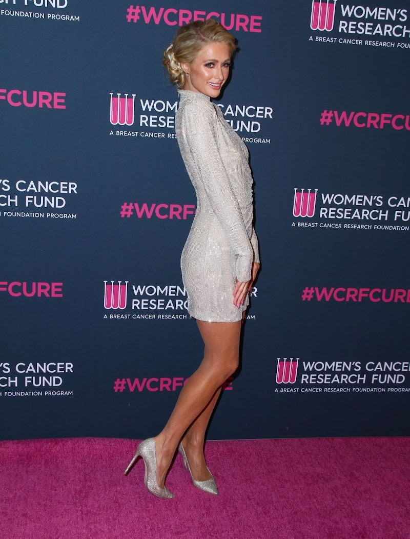 Paris Hilton Clicks at Womens Cancer Research Fund Hosts An Unforgettable Evening in Beverly Hills  27 Feb-2020