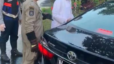 MUI Sesalkan Satpol PP Emosi Hadapi Habib Umar