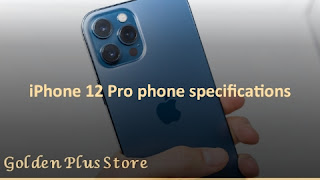 iPhone 12 pro phone specifications