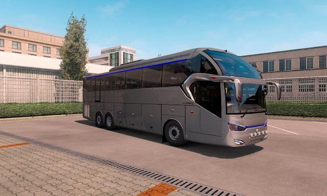 Mod ets2 indonesia bus v1.28