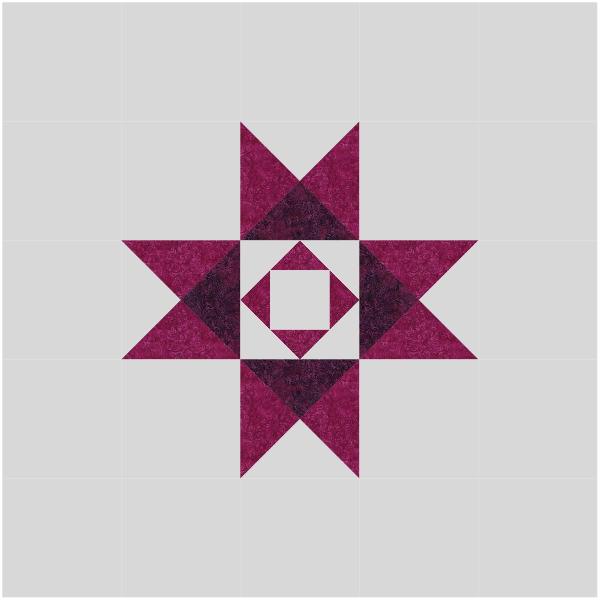 You're a Star quilt pattern | DevotedQuilter.com