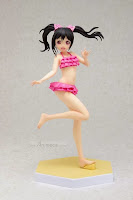 NICO YAZAWA BEACH QUEENS FIGURE Love Live! WAVE
