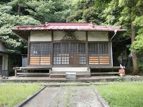 龍口明神社旧社