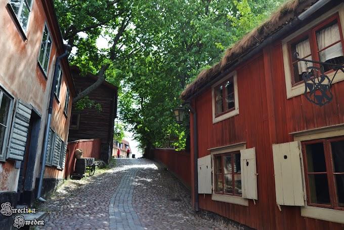 Z wizytą w Skansenie