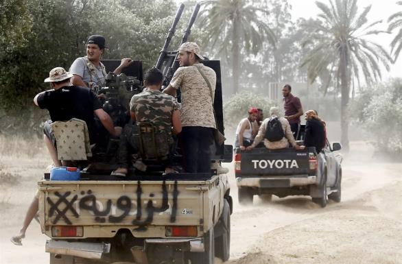 Λιβύη: Θεατές ή Εμπλεκόμενοι;