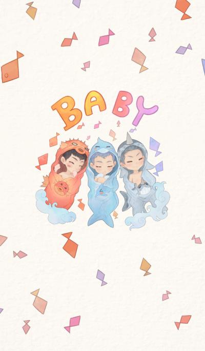 Baby Fish Boy