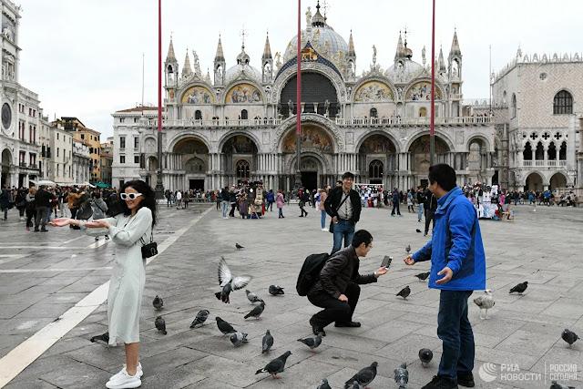 Catedral de São Marcos em Veneza