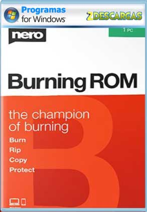 Descarga Nero Burning ROM 2020 full mega y google drive /