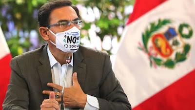 Martín Vizcarra considera inoportuna moción de vacancia
