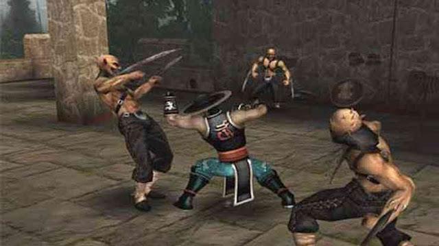 Cheat mortal kombat Shaolin monk ps2
