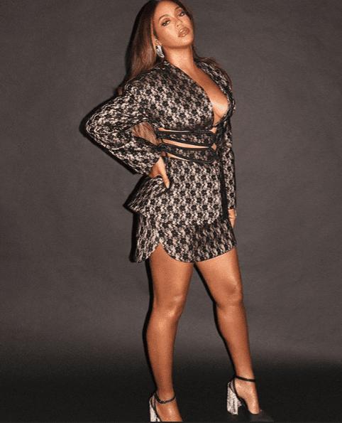 Beyonce Fashion Style