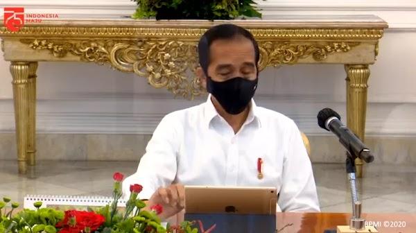 Jokowi: Aparat Hukum yang Memeras adalah Musuh Negara