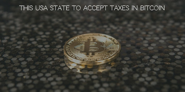 This USA State to Accept Taxes in Bitcoin
