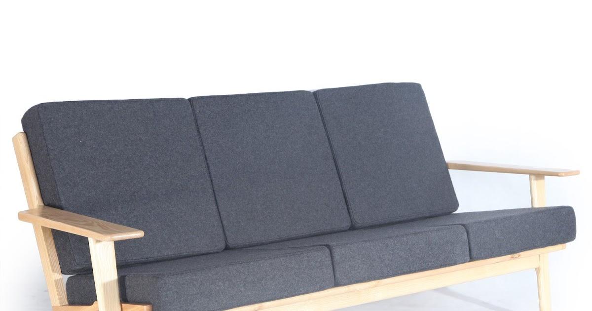 Modern Sofa: Danish Modern Sofa