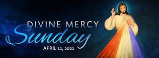 Catholic Daily Reading + Reflection: 11 April 2021 - Divine Mercy Sunday