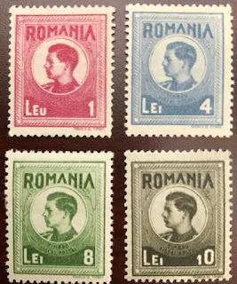 Romania 1943 King Michael I