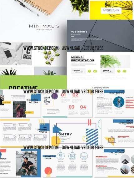 Motagua – Multipurpose PowerPoint Template