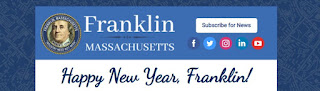 Town of Franklin: January 2021 E-Newsletter