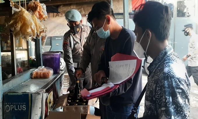 Ops Bina Kusuma Maung II, Polres Serang Kembali Amankan Sejumlah Miras