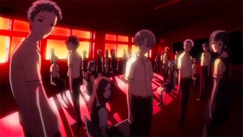Korkunun Animedeki Adı | Another..