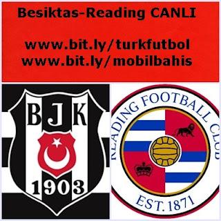 Beşiktaş Reading canlı izle