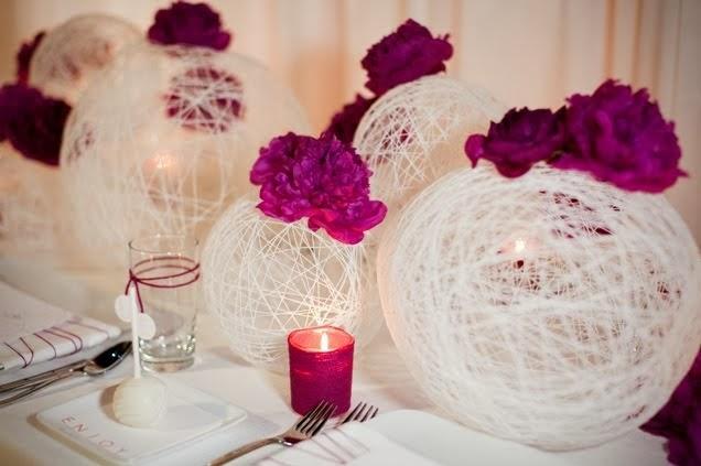 hoy os enseamos cmo se hacen para que las podis usar en la decoracin de vuestra boda o cualquier rincn de vuestra casa o jardn nos acompais