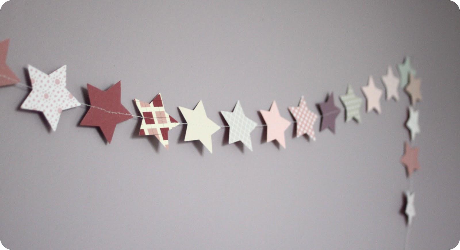 Best Guirlande Papier Chambre Bebe Ideas - House Design ...