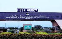 IISER Kolkata Project Assistant