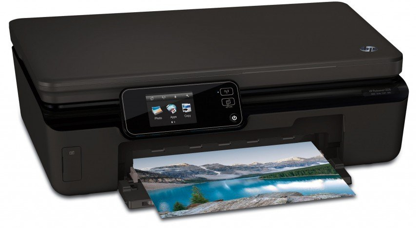 HP Photosmart 5520 Printer Driver Download | For Windows, Mac OS