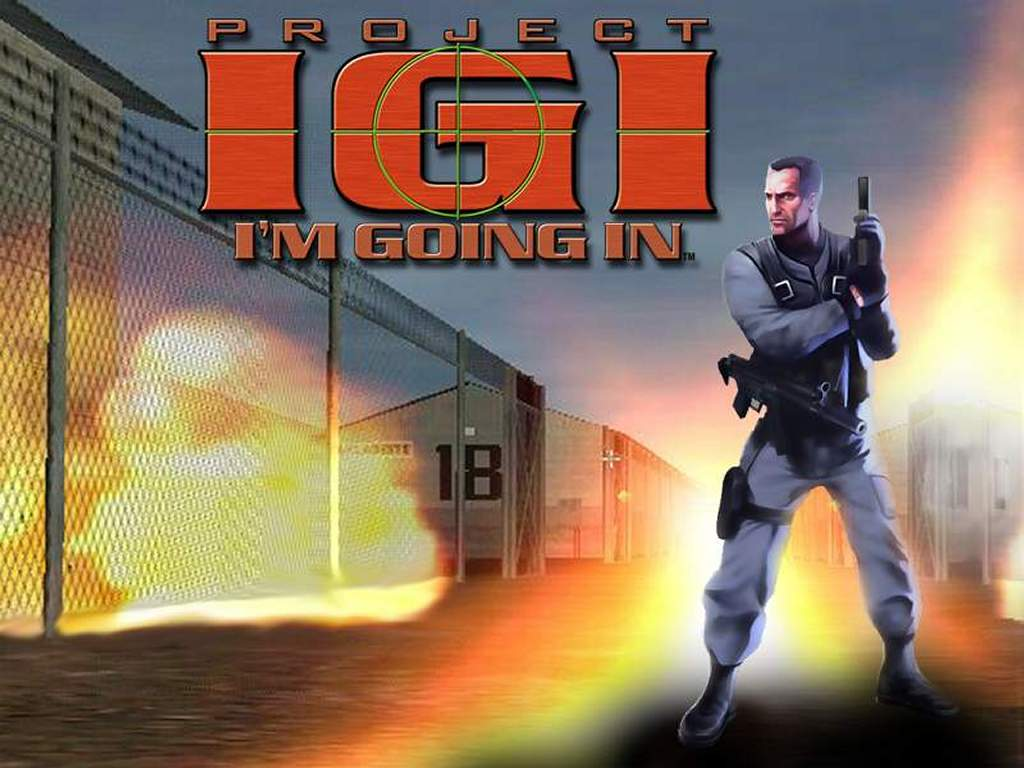 تحميل اللعبة الاستراتيجيه مشروع آي جي آي الجزء الاول - IGI: I'm Going In