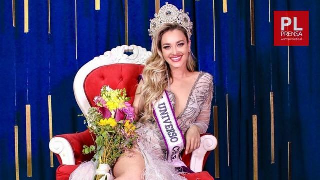 Daniela Nicolás, Miss Universo Chile 2021