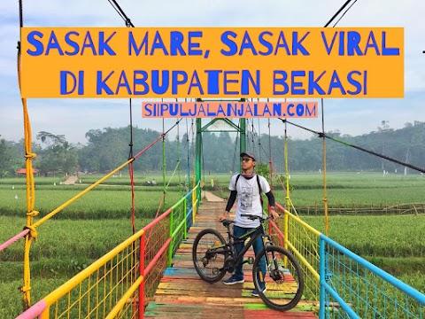 Sasak Mare, Sasak Viral di Kabupaten Bekasi