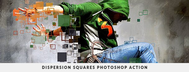 Grunge Painter Photoshop Action - 50