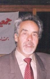 الحاج محمد البوزيدي اول رئيس جامعة ملكية مغربية لسباق الحمام بالمغرب