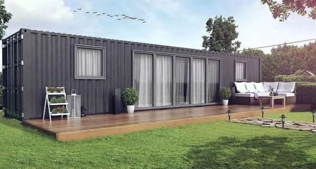 Casas Em Container São Uma Opção Sustentável E Barata