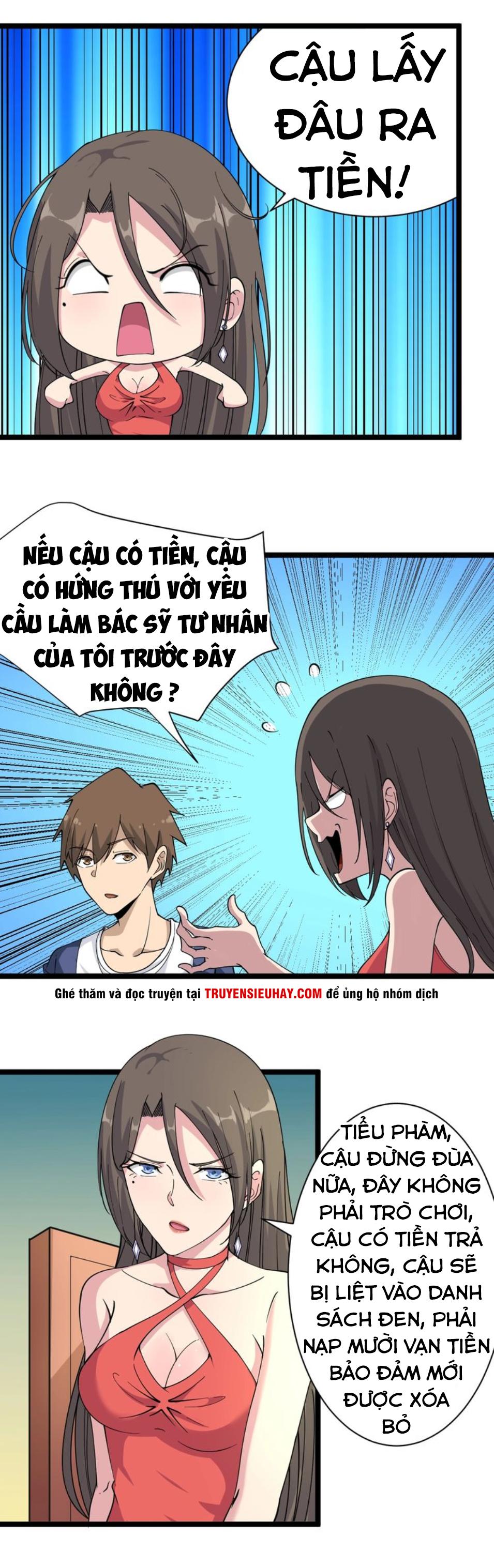 Cửa Hàng Đào Bảo Thông Tam Giới Chapter 39 video - Hamtruyen.vn