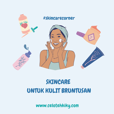 Skincare corner