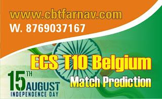 ECS 2020 LCC vs OCC 2nd Match Predictions |Ostend CC vs Liege CC