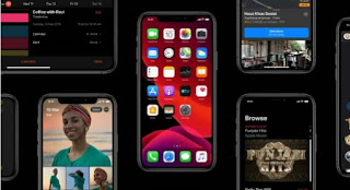 The Apple iOS 14, which is scheduled to get introduced on June 22 and has been rescheduled to be launched later this year in September.